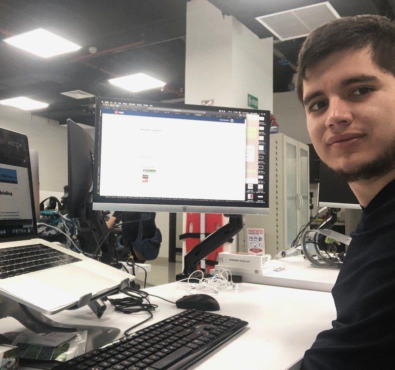 React Native Developer Daniel